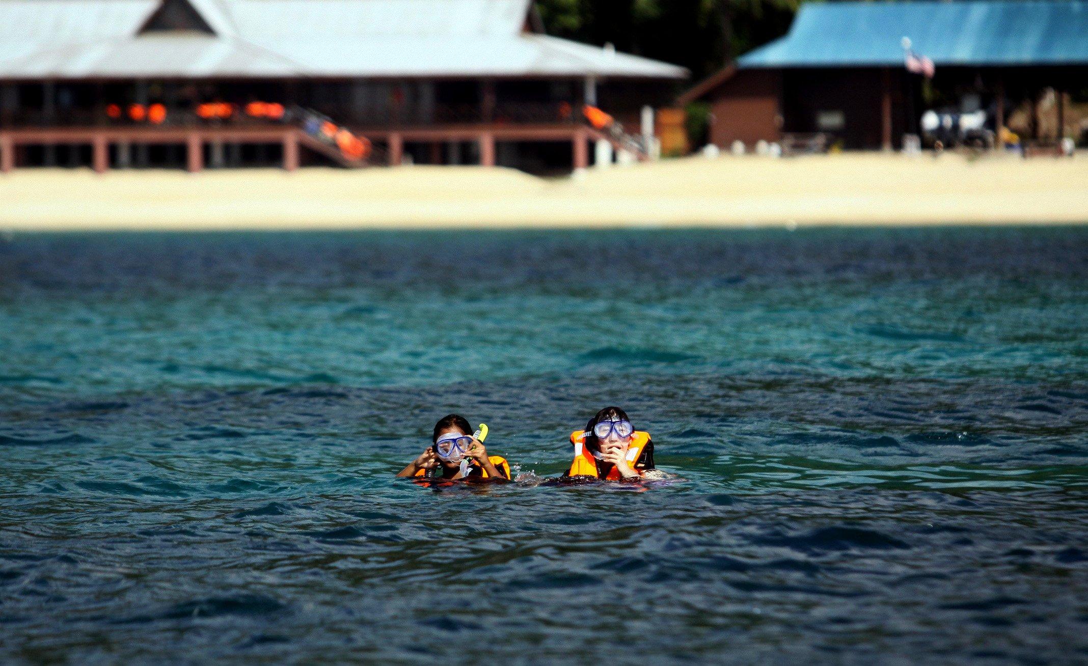 زيارة الى جزيرة تيومان في ماليزيا 1338601762