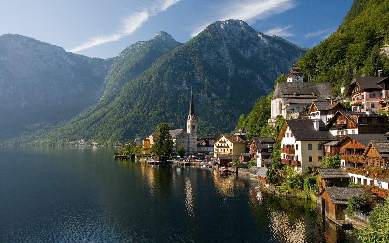 زيارة الى مدينة هالشتات اجمل مدن النمسا 1023625928