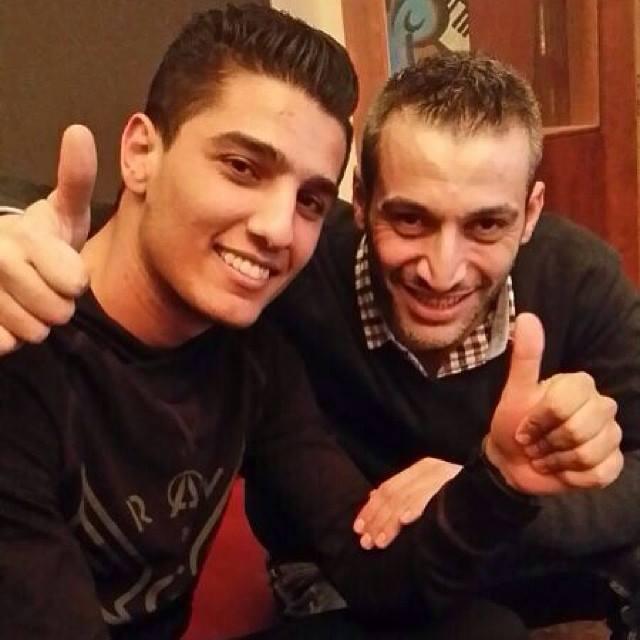 سر لقاء محمد عساف بـملحم  ونزار فرانسيس