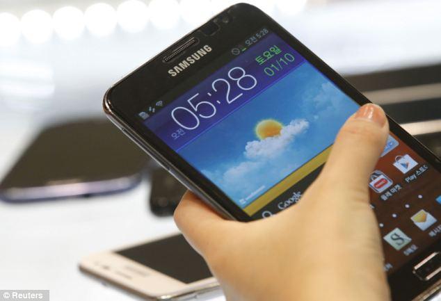 "جديد سامسونج، هاتف ""جلاكسي ميجا 6.3″!"