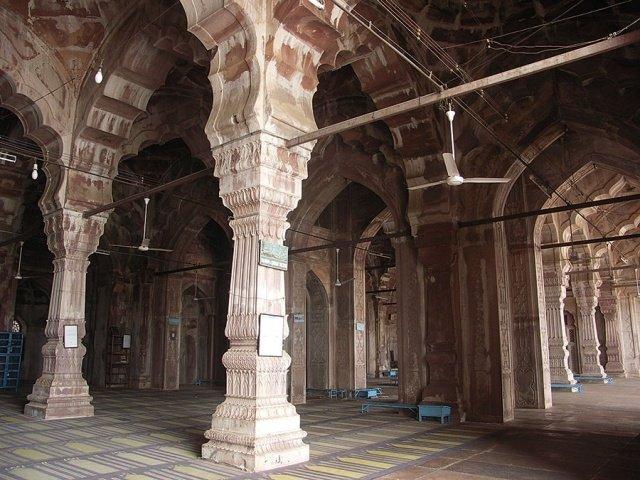 مساجد في آسيا تحف معمارية عصرية 1584878318