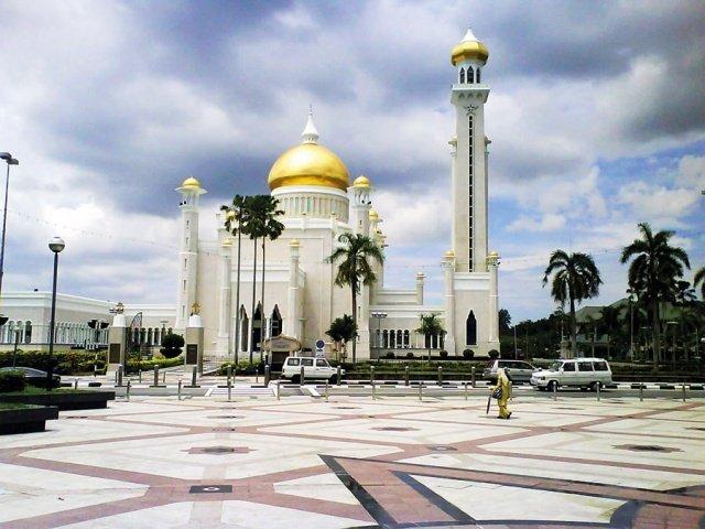 مساجد في آسيا تحف معمارية عصرية 1605530749