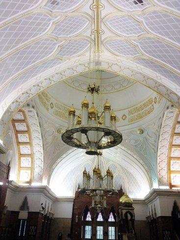 مساجد في آسيا تحف معمارية عصرية 168915986