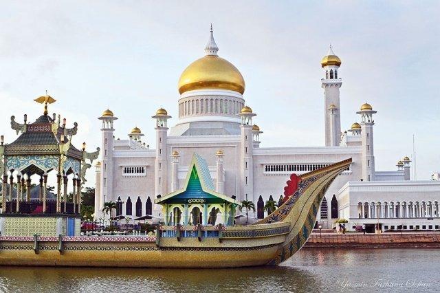مساجد في آسيا تحف معمارية عصرية 1948223060