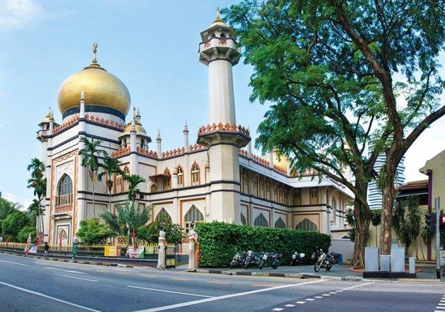 مساجد في آسيا تحف معمارية عصرية 869865035