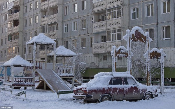 أبرد قرية بالعالم حرارتها درجة الصفر