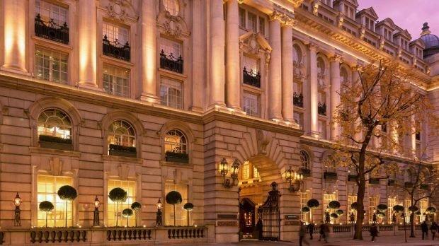 فندق Rosewood أفضل مثال على التراث البريطاني 187149938