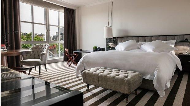 فندق Rosewood أفضل مثال على التراث البريطاني 203850354