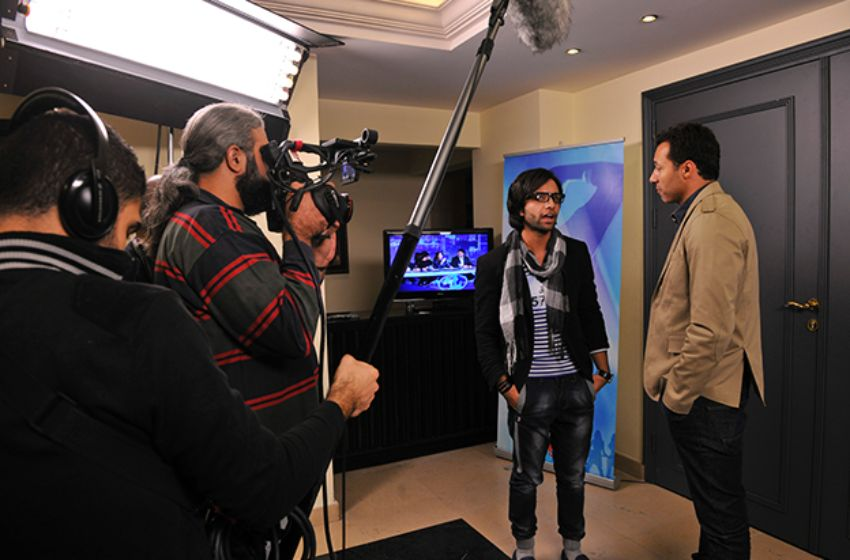 مباشر: الحلقة الثالثة من Arab Idol 2 على موقع