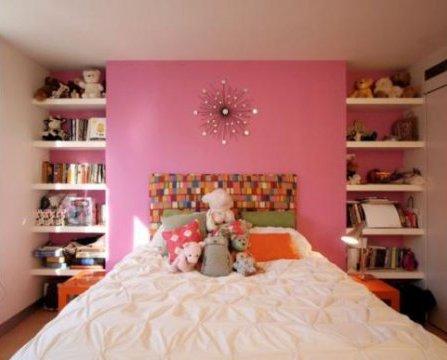 تصميم الخزائن في غرف نوم المراهقات، كيف؟!