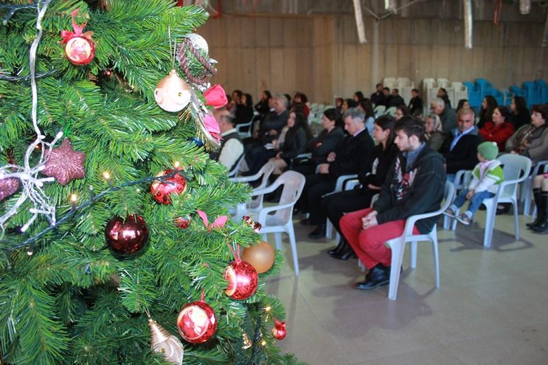 البقيعة: الاب الياس عبد يتراس قداس عيد الميلاد المجيد