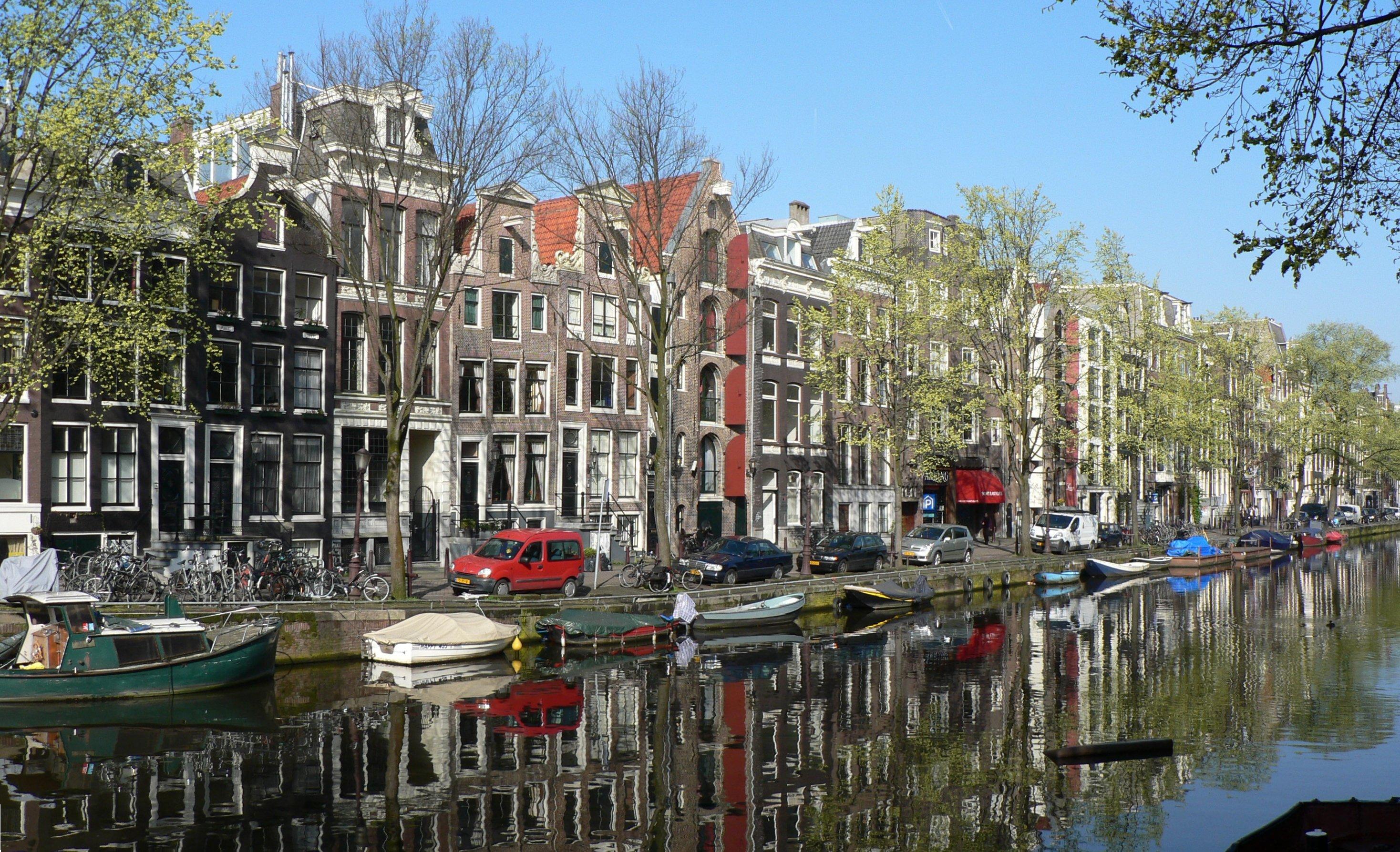 زيارة إلى مدينة أمستردام اكثر الوجهات السياحية الشعبية 1548035568