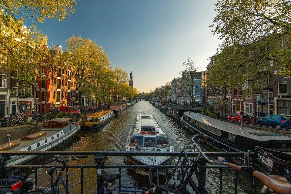 زيارة إلى مدينة أمستردام اكثر الوجهات السياحية الشعبية 267657441