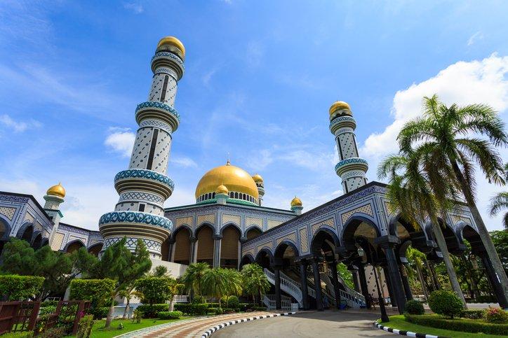 هيا لنسافر إلى سلطنة بروناي الإسلامية 1798404564