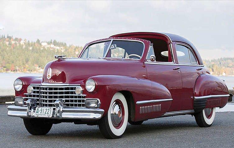 سيارات تاريخية نادرة فى مزاد بأريزونا