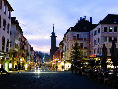 اجمل شوارع العالم تنسى سفرك