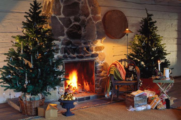 زيني بيتك لاستقبال شيخ العيد بابا نويل