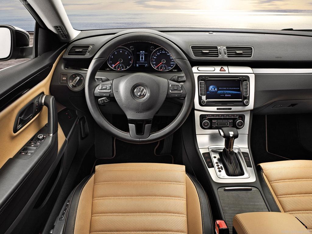 Фото Volkswagen Passat CC Exclus…