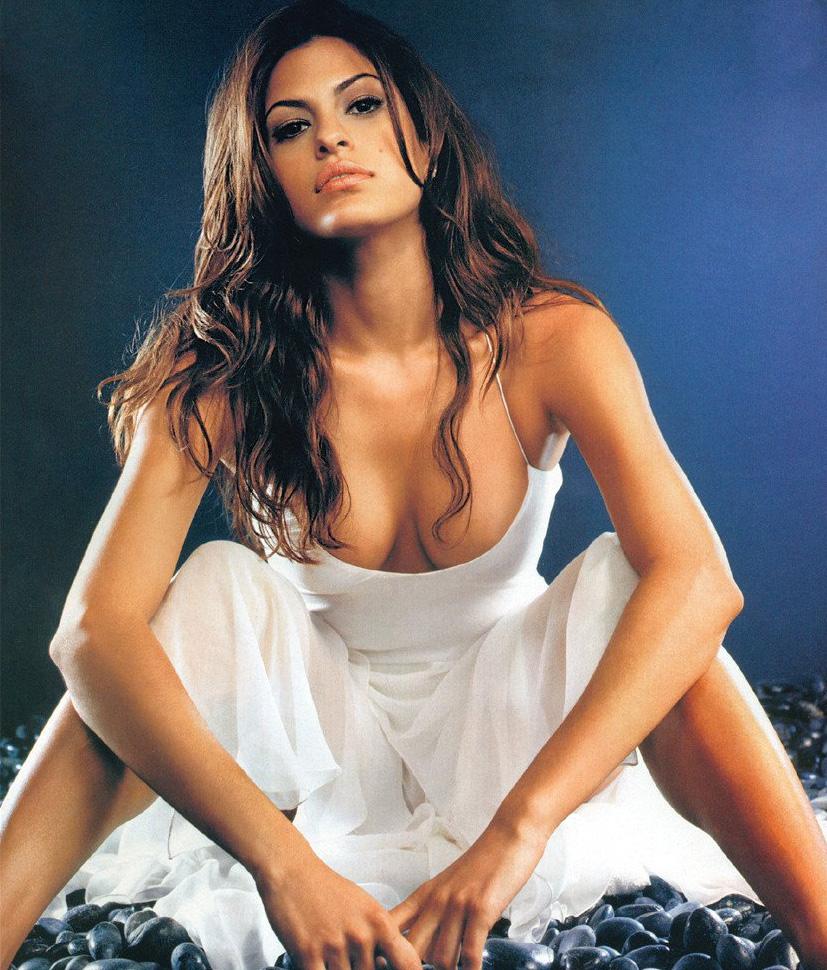 إيفا منديز ..المرأة المفضلة الرجال