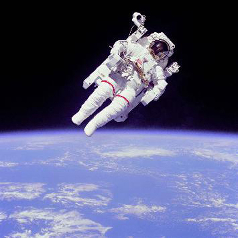 ماذا يأكل رواد الفضاء