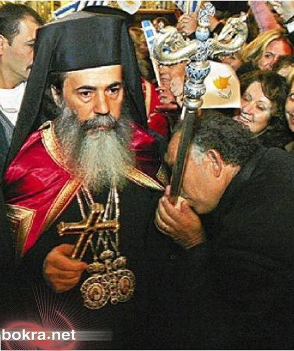 البطريرك ثيوفيلوس الثالث يترأس مجلس رؤساء الكنائس في الأردن