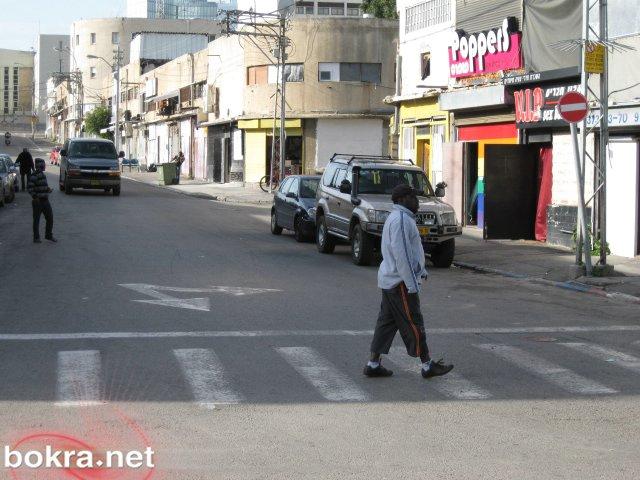من يهتم بموضوع اللاجئين الأفارقة في إسرائيل ؟
