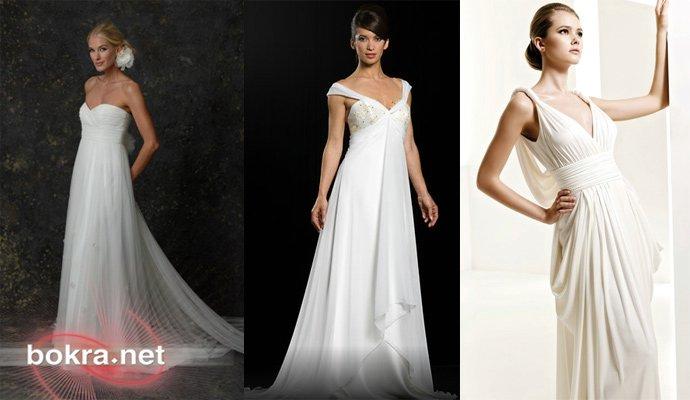 Свадебные платья в греческом стиле - 200 фото.