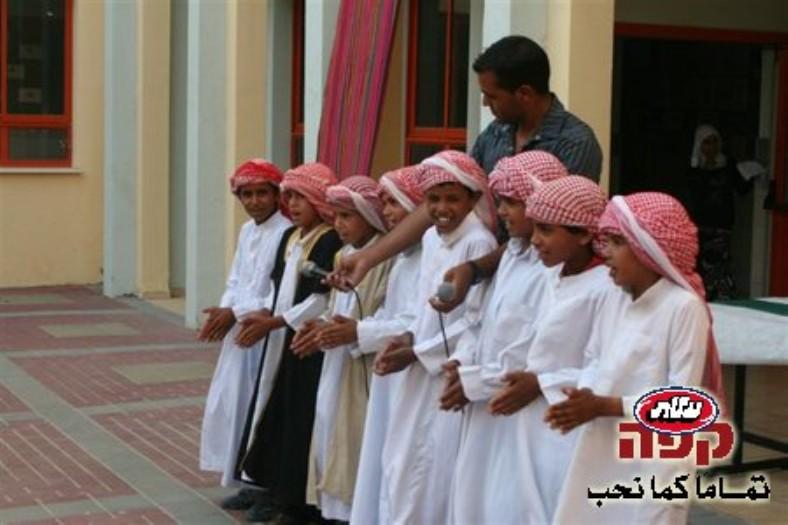حسين الهواشلة الابتدائية تخرج فوجها ال 3